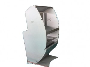 stainless steel Sheet metal fabrication