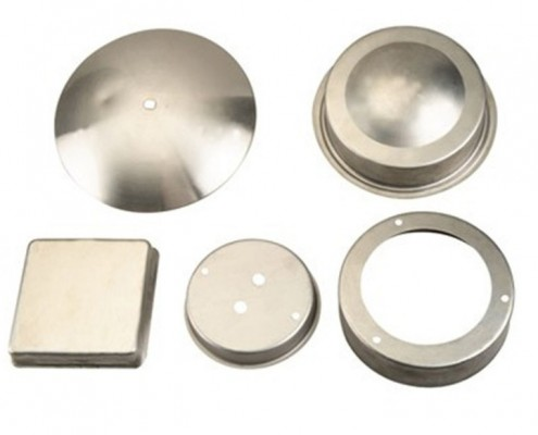 Custom sheet metal stamping parts in China