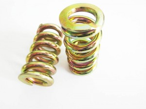 Custom wire forming springs