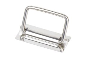 Stainless steel stamping handle