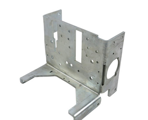 Steel Stamped Mounting Bracket